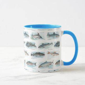 Mug Sous la mer
