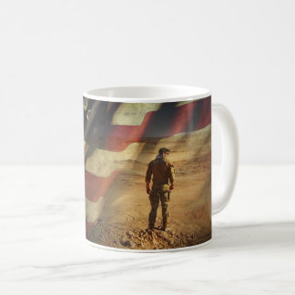 Mug Soutenez nos troupes et nos vétérans