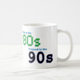 Mug Soutenu pendant les années 80, emprisonnées