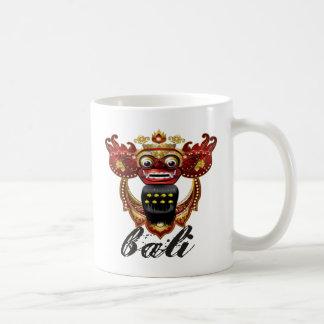 Mug Souvenir de Barong Indonésie de Balinese