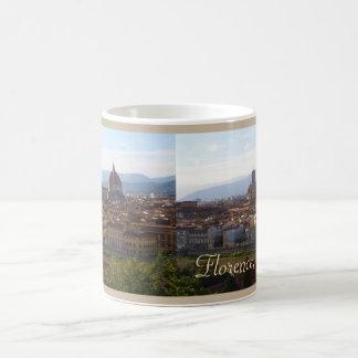 Mug Souvenir de voyage de Florence Italie