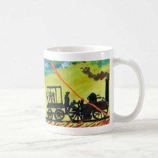 Mug Souvenirs d'un train