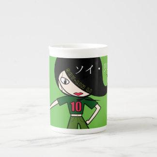 Mug Soy-Lin Li Chine Bone