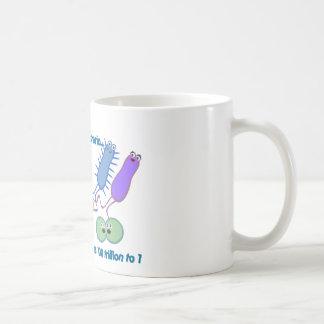 Mug Soyez Nice aux bactéries