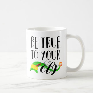 Mug Soyez vrai à votre *Elf