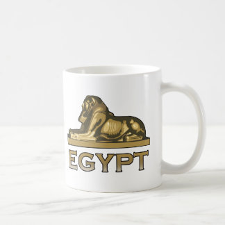 Mug Sphinx de l'Egypte