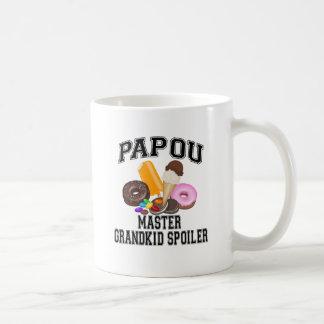 Mug Spoiler Papou de Grandkid