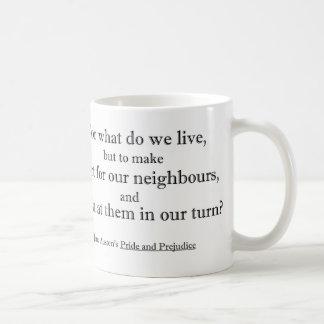 Mug Sport pour nos voisins