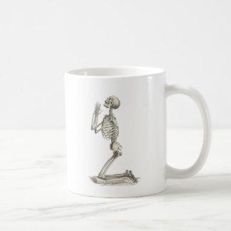 Mug Squelette vintage