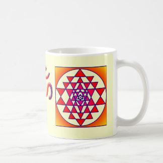 Mug Sri Yantra