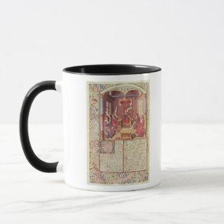 Mug St Augustine, Epicurus, Zénon, Antiochus et