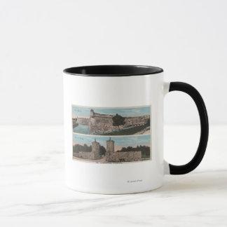 Mug St Augustine, FL - vue de pi Marion et ville