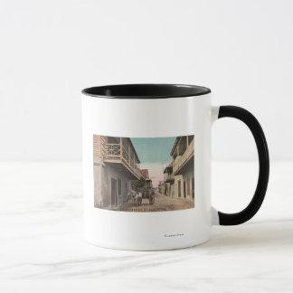 Mug St Augustine, la Floride - vue de St de Charlotte