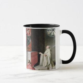 Mug St Bernard et la Vierge