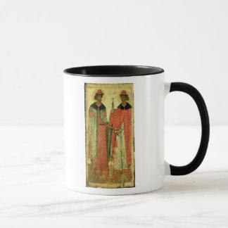Mug St Boris et St Gleb, Moscou