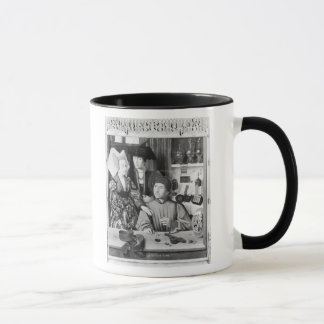 Mug St Eligius en tant qu'orfèvre