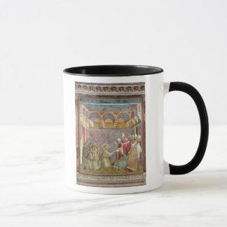 Mug St Francis reçoit l'approbation