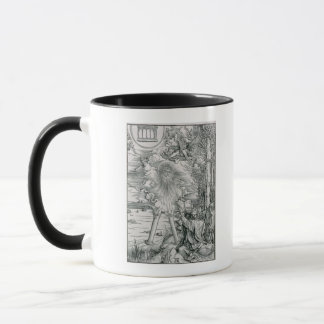 Mug St John dévorant le livre