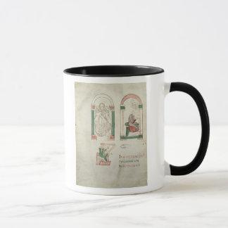 Mug St Michael, St Augustine et St David