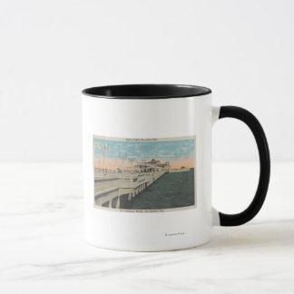 Mug St Petersburg, la Floride - vue de million de