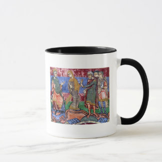 Mug St Radegund mené avant Clothar I