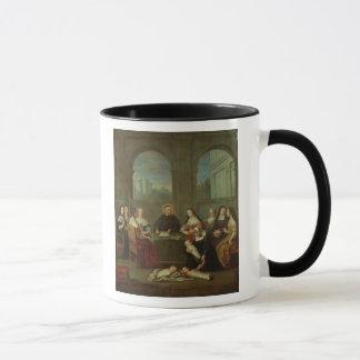 Mug St Vincent de Paul et les soeurs de la charité