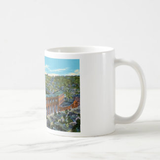 Mug Stade de base-ball de parc de ligue