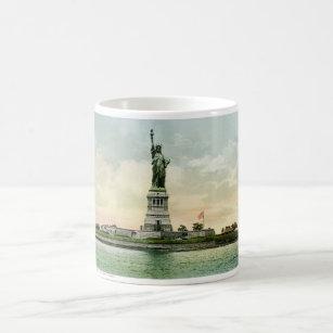 Statue de la liberté-Boissons Tasse Cuisine Anniversaire Bureau Amusant Cadeau #12197