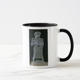 Mug Statue de prince Gudea, c.2150 AVANT JÉSUS CHRIST