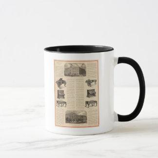 Mug Steinway et fils, piano Manufacutrers