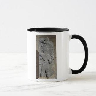 Mug Stela de Teshub, un dieu syrien de tempête