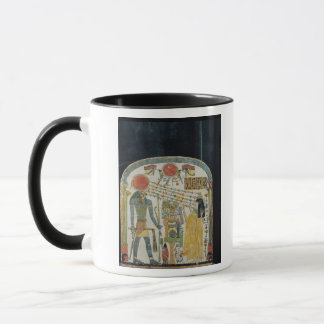 Mug Stele de Madame Taperet avant Re-Horakhty