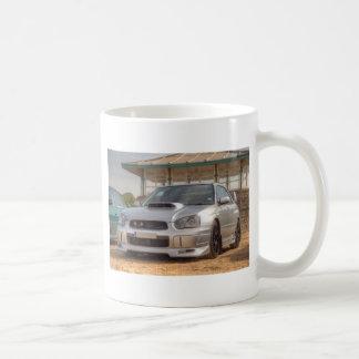 Mug STi de Subaru Impreza - Kit de corps (argent)