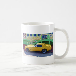 Mug Stingray. classique de Corvette