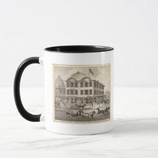 Mug Stockez la propriété de Wainright et d'Errickson