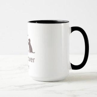 Mug Stockez le logo