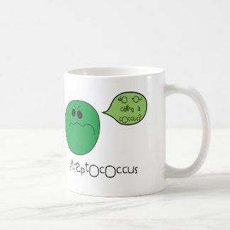 Mug Streptocoque