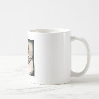 Mug Style de cru de crochet de huche