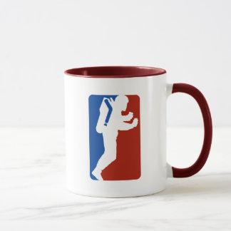 Mug Style de logo de ligue
