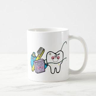 Mug Substance dentaire pour dentiste jour le 6 mars
