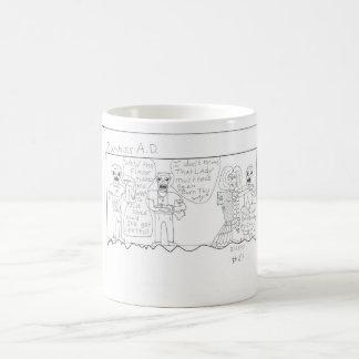 Mug substance drôle de zombi