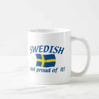 Mug Suédois et fier