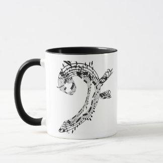 Mug Suite de violoncelle de J.S.Bach