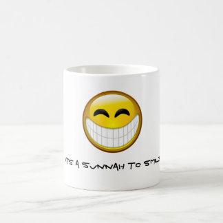 Mug Sunnah à sourire