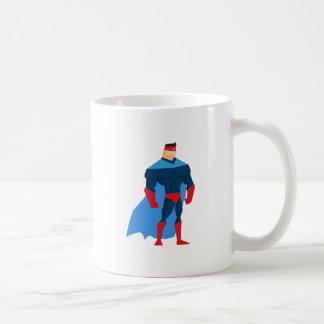 Mug Super héros dans l'action