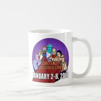 Mug Supervillains fous de croisière de JoCo