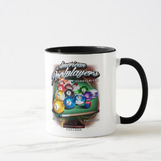 Mug Support de piscine d'APA