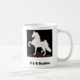 Mug Support Equitate sur Saddlebreds, R et écuries de