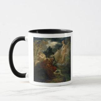 Mug Sur la banque du Lora
