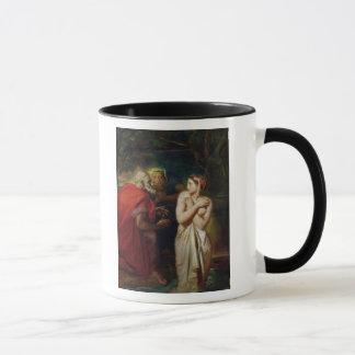 Mug Susanna et les aînés, 1856